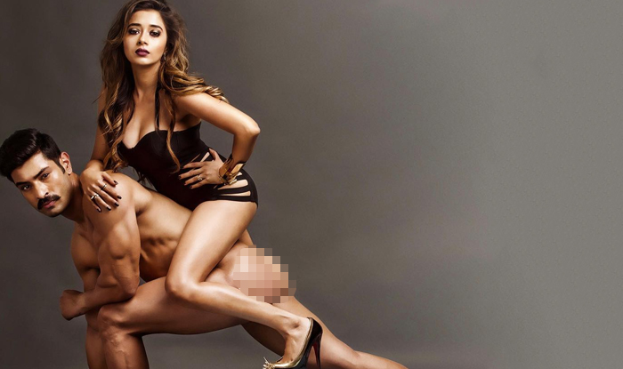 Ankit Bhatia and Tina Dutta Bold Photoshoot
