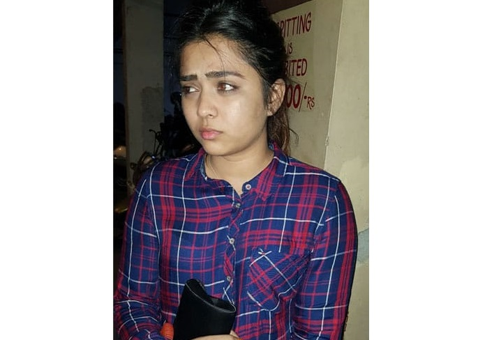 Tollywood Actress Richa Saxena Arrested in Prostitution Case
