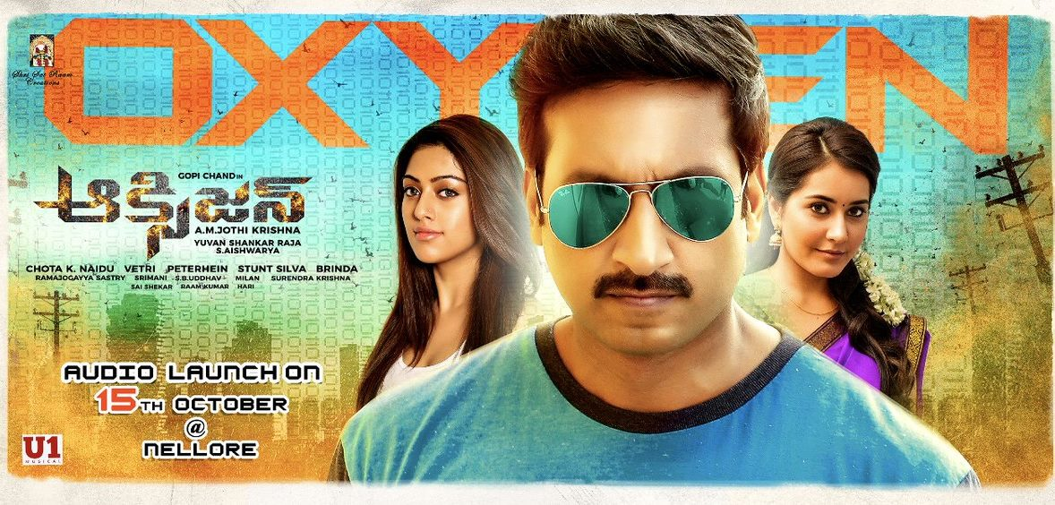 Gopichand Oxygen Movie Total Box-Office Collections Worldwide