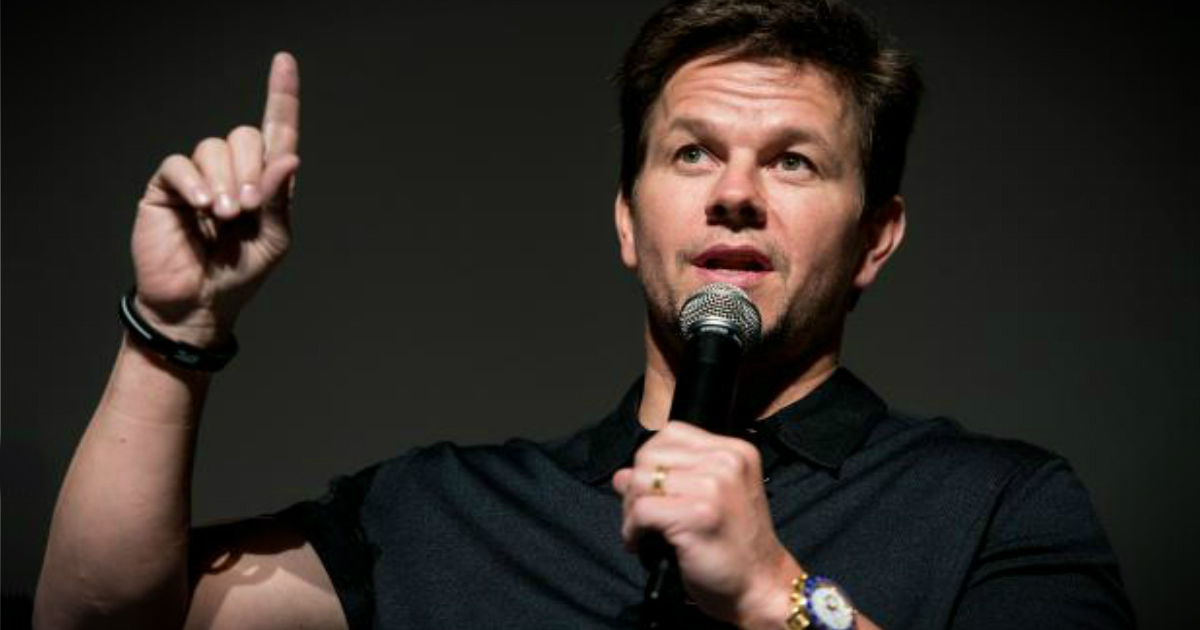 Mark Wahlberg Tops Forbes List of The Most Overpaid Actor Of 2017