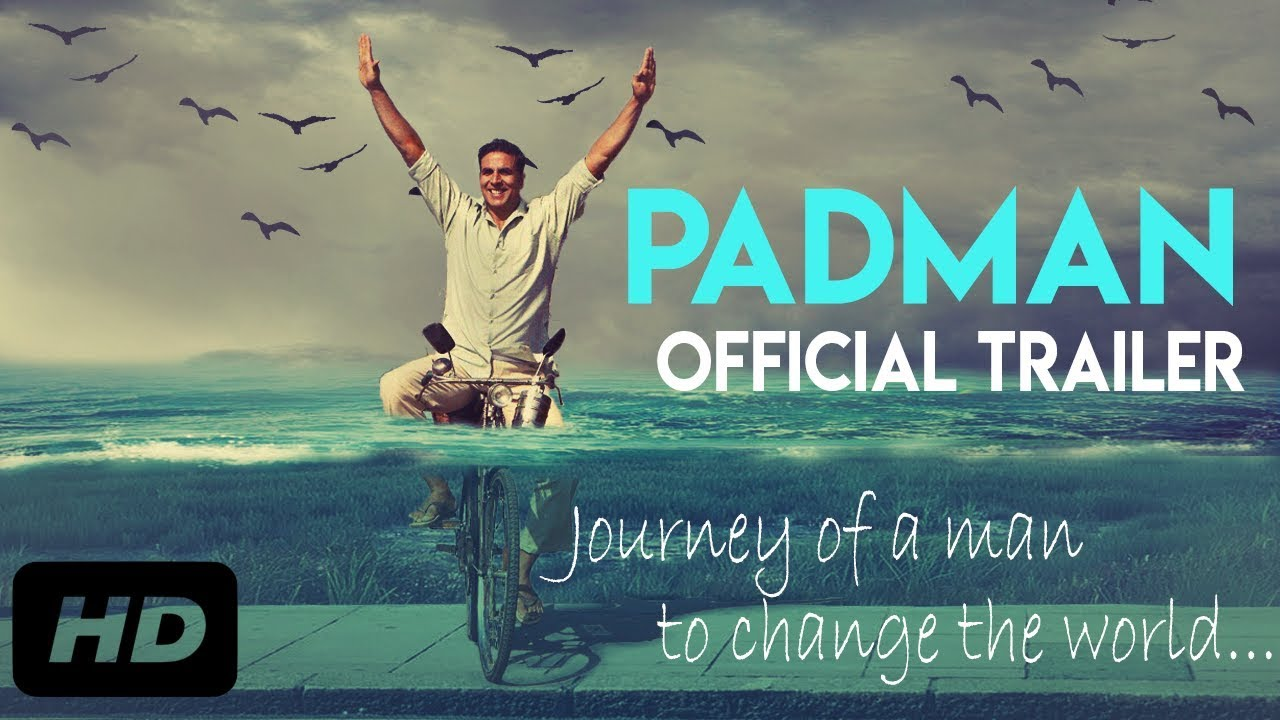 PADMAN Official Trailer