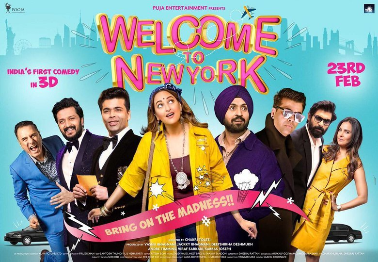Welcome To New York Movie Trailer