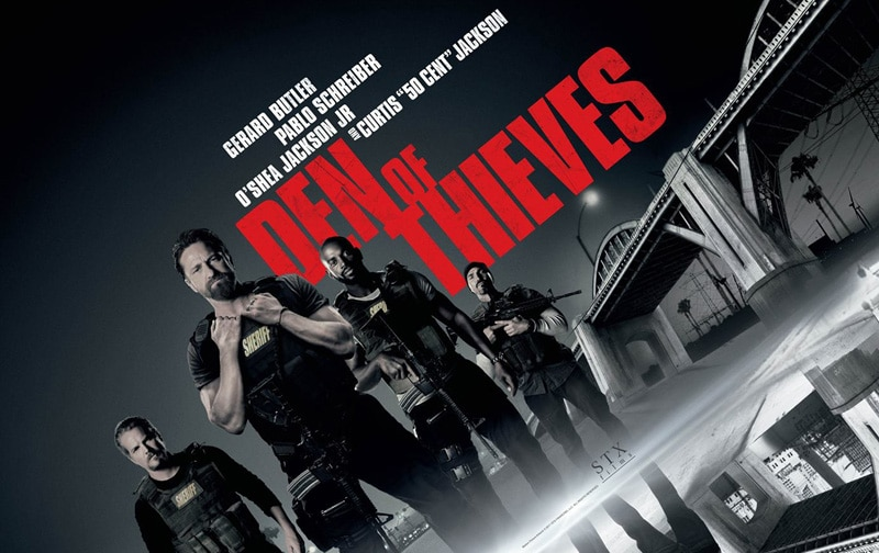 Gerard Butler's Den of Thieves Release in India