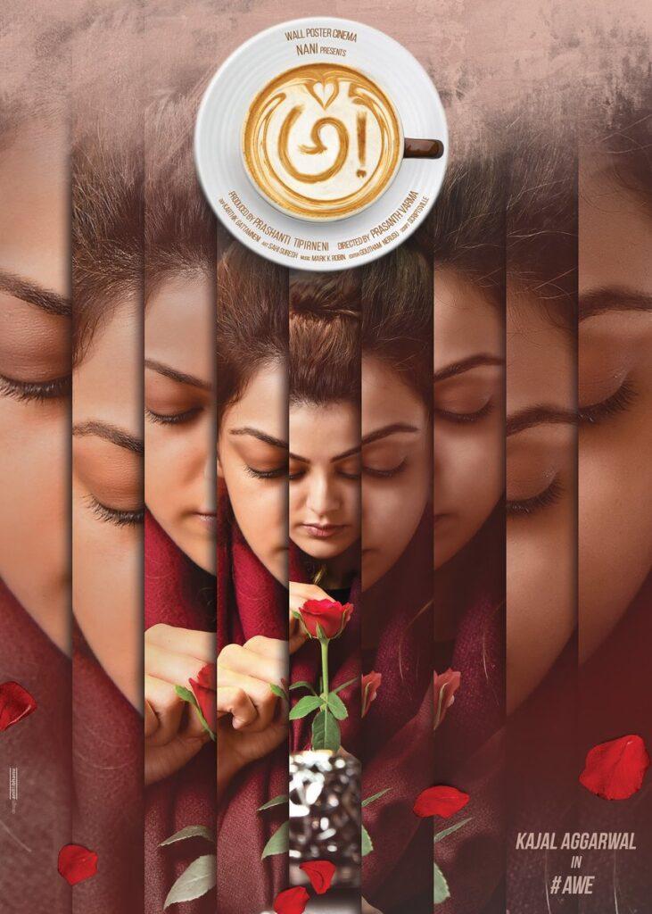 Kajal Aggarwal First Look Poster AWE Movie