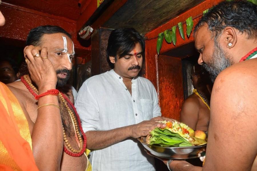 Pawan Kalyan Donated Rs 11 lakh to Kondagattu Anjaneya Swamy Temple