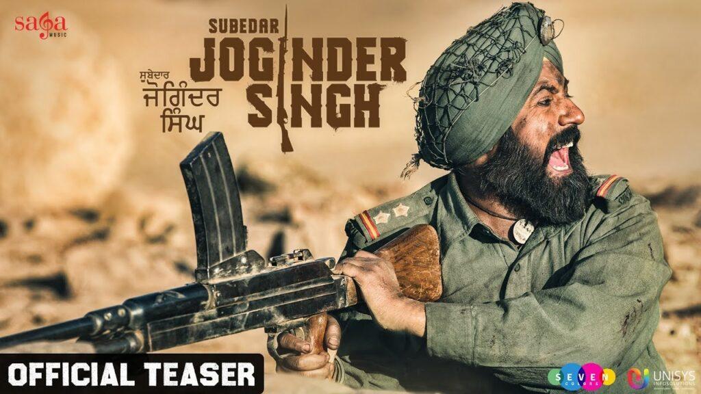 Subedar Joginder Singh Movie Teaser