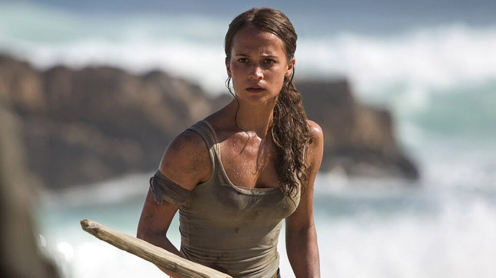 Actress Alicia Vikander Shared House with Seven People