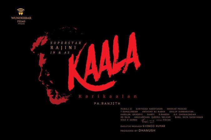 Kaala Full Movie Teaser Leaked Online Before Official Release
