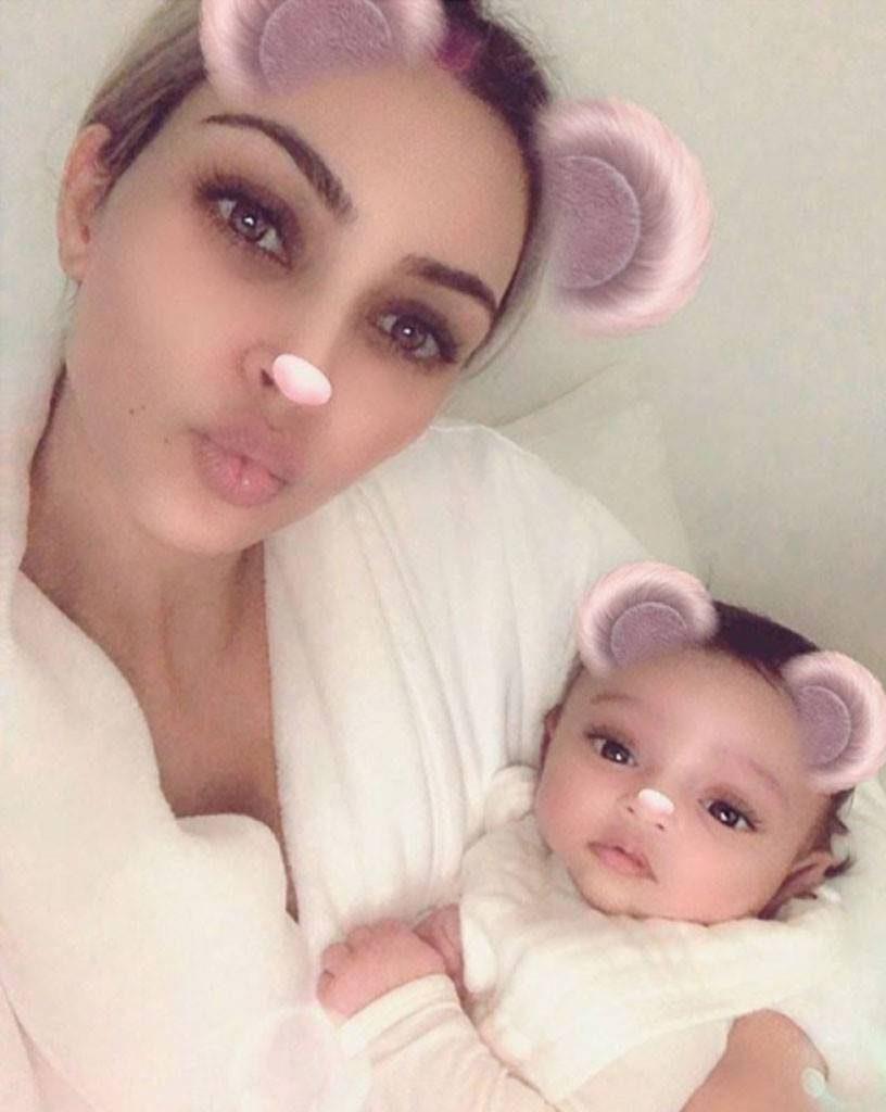 Kim Kardashian West Reveals Surrogacy Fear