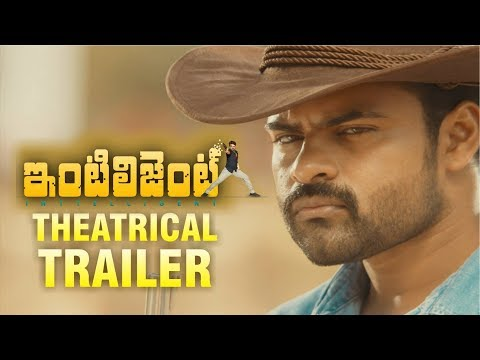Sai Dharam Tej's Inttelligent Movie Official Trailer