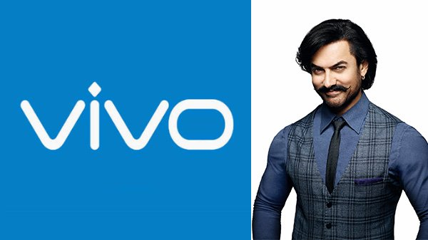 Aamir Khan is Vivo India New Brand Ambassador