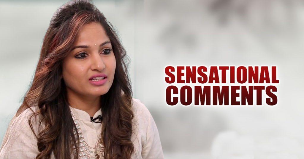 Actress Madhavi latha Sensational Comments on Pawan kalyan
