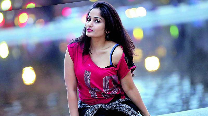 Actress Madhavi Latha Love Letter to Pawan Kalyan