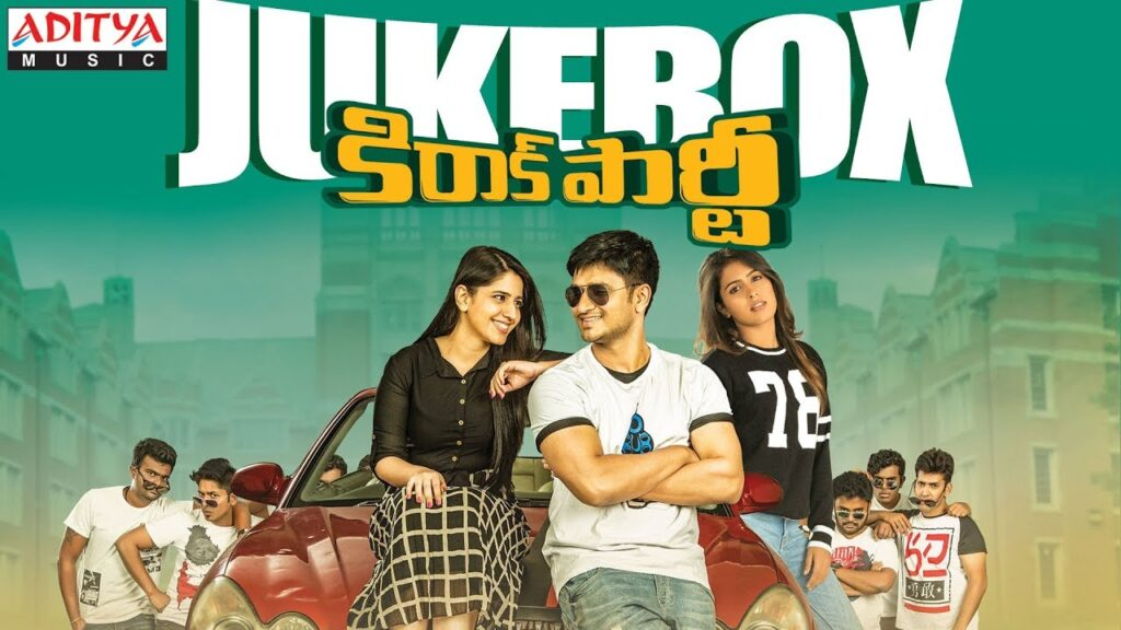 Kirrak Party Movie Jukebox Songs