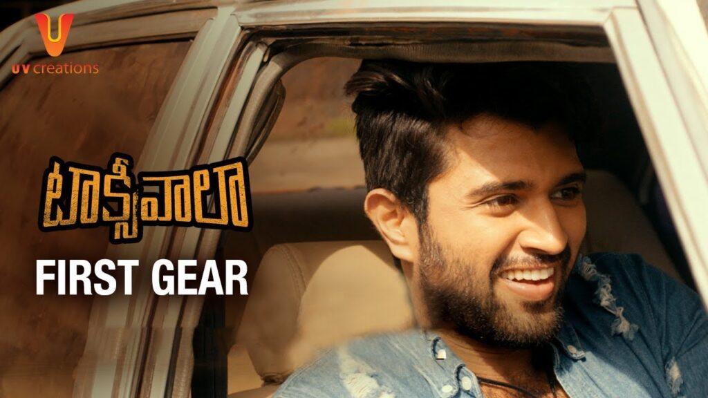 Vijay Devarakonda Taxiwaala First Gear Teaser