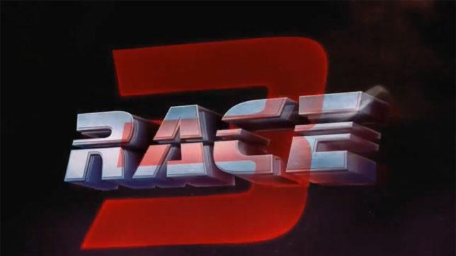 Salman Khan Race 3 Movie Motion Teaser